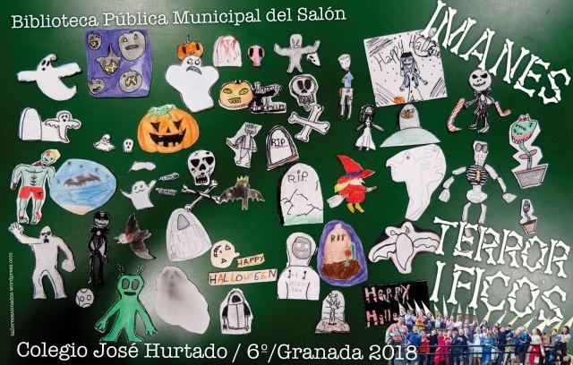 imanes-terrorificos-biblioteca-salon-granada-talleres-animados-2018